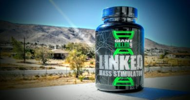 My New Supplement Line – Giant Killer Labs & LINKED the BEST Testosterone Booster 2015