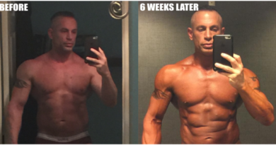 Jason's 6 week Journey Back to the Stage